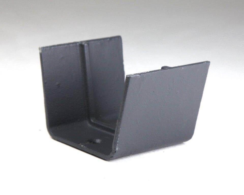 Cast Iron Box Gutter Union - 100mm Primed