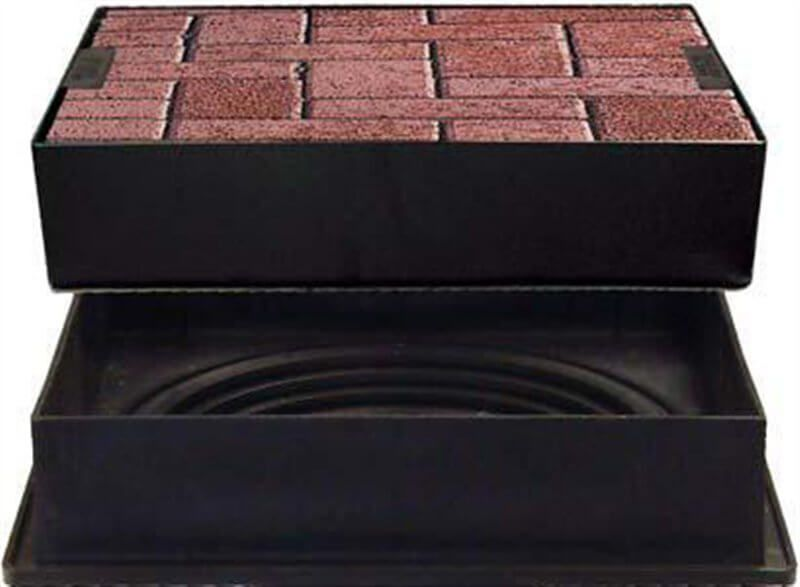 Recessed Manhole Cover For 300mm Circular Chambers