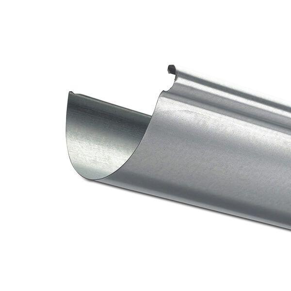 Steel Gutter - 100mm x 3mtr Galvanised