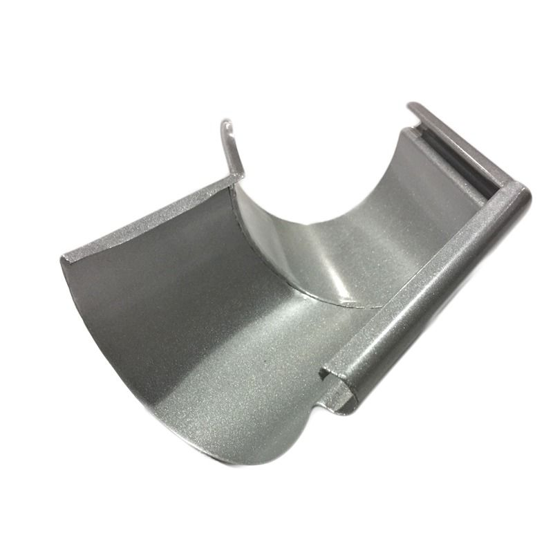 Steel Gutter External Angle - 135 Degree x 150mm Galvanised