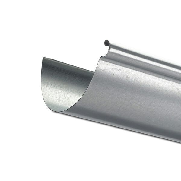 Steel Gutter - 150mm x 3mtr Galvanised
