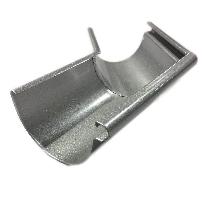 Steel Gutter External Angle - 135 Degree x 100mm Galvanised