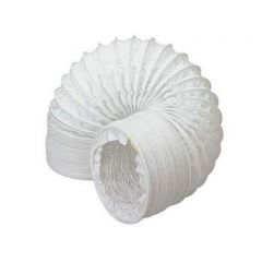 Easipipe Round Ventilation Duct Flexible PVC Hose - 100mm x 3mtr