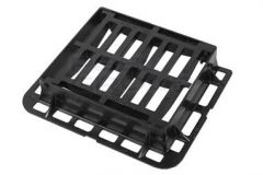 Ductile Iron Gully Grating Hinged - 40 Tonne x 430mm x 370mm