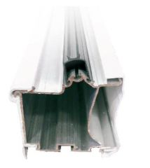Eaves Beam Self Supported - 3mtr White