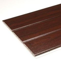 Hollow Soffit Board - 300mm x 10mm x 5mtr Rosewood