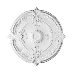 Ceiling Medallion Luxxus Collection - 700mm White