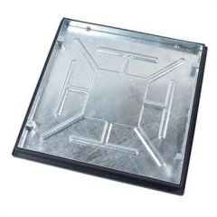 Manhole Cover Recessed - 5 Tonne x 600mm x 600mm x 43.5mm