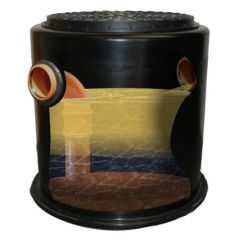 Underground Grease Trap - 100 Litres