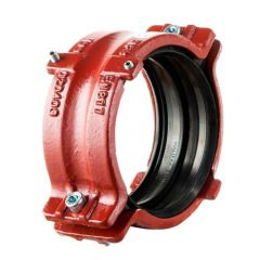 Cast Iron Halifax Soil Coupling Ductile Iron - 100mm