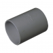 Solvent Weld Waste Coupling - 40mm Grey