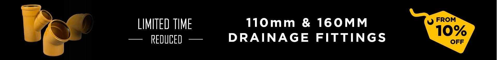 110mm 160mm Promotion Banner