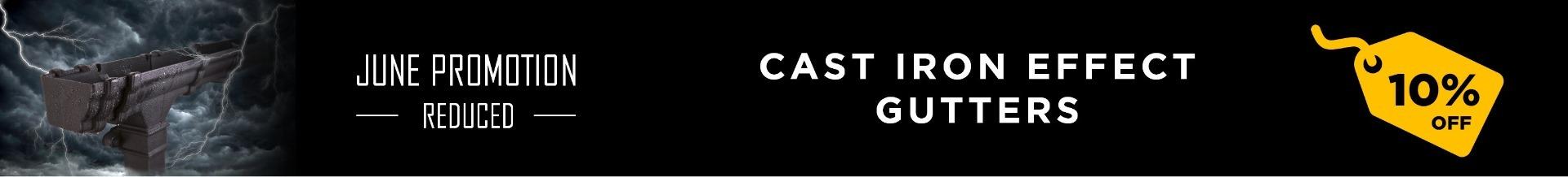Cast Iron Effect Promo