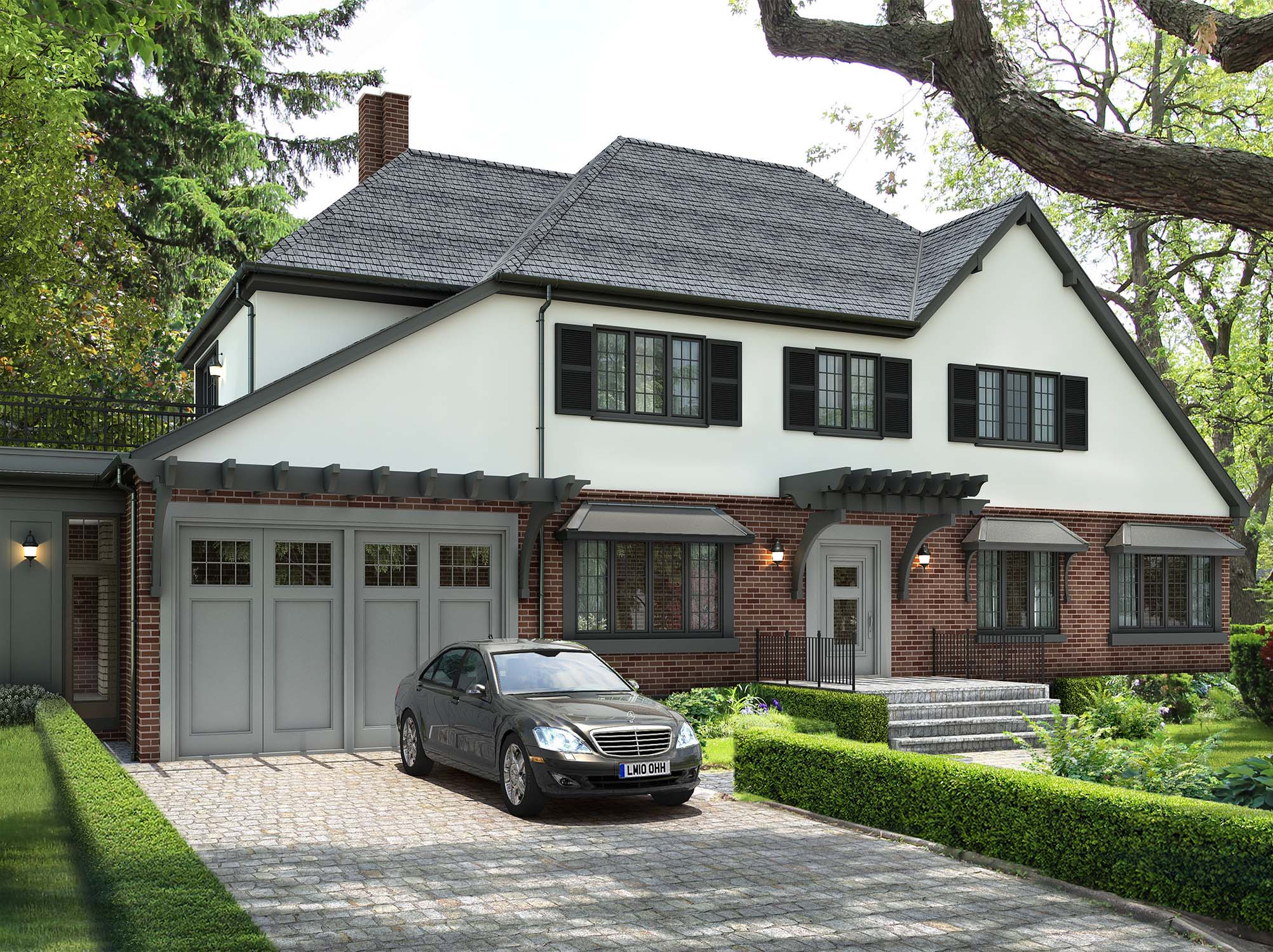 Detatched House Type 2
